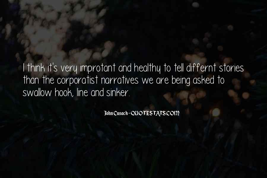 Quotes About Being Healthy #652696