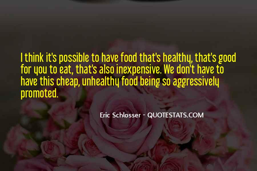 Quotes About Being Healthy #673997