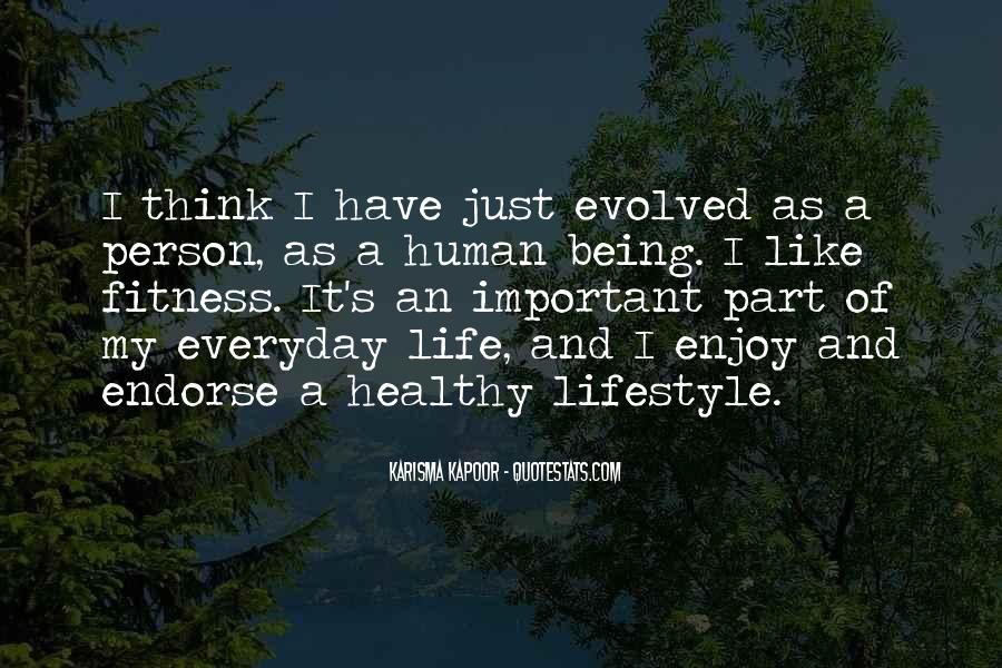 Quotes About Being Healthy #85828
