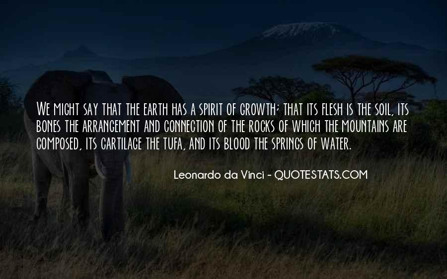 Quotes About Travel And Growth #1273793