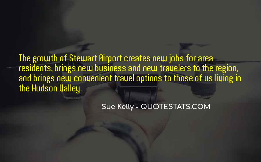 Quotes About Travel And Growth #1695802