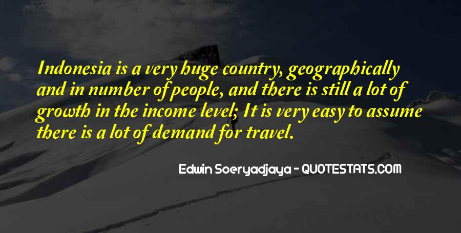 Quotes About Travel And Growth #1855962