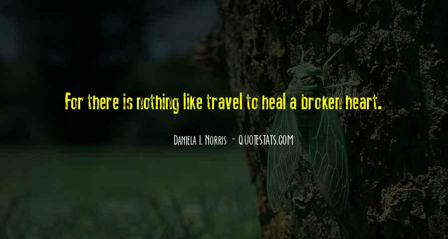 Quotes About Travel And Growth #581382