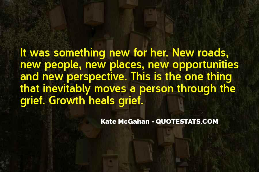 Quotes About Travel And Growth #716834