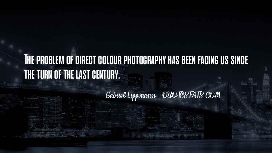 Quotes About Colour Photography #1419217