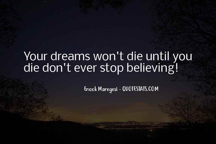 Quotes About Don't Give Up #106917