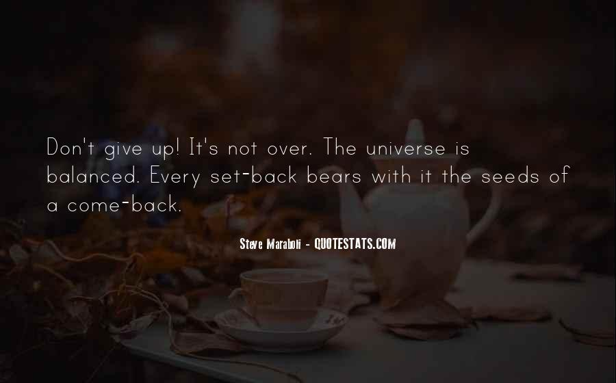 Quotes About Don't Give Up #106955
