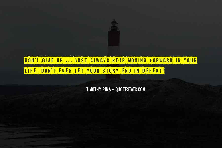Quotes About Don't Give Up #117510