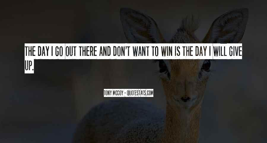 Quotes About Don't Give Up #123199