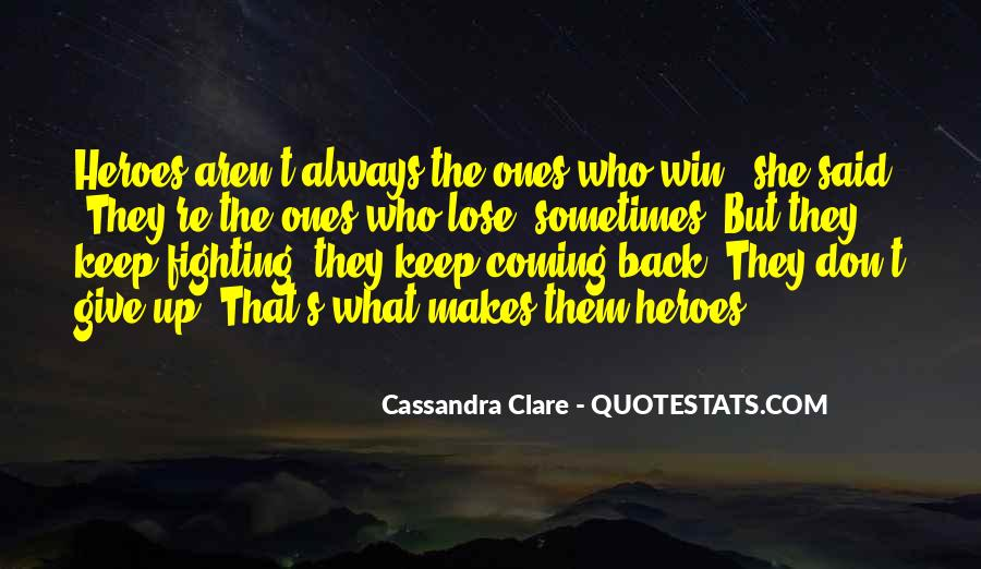 Quotes About Don't Give Up #131902
