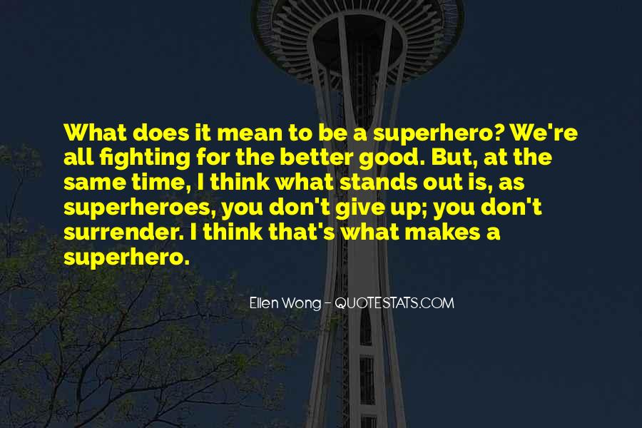 Quotes About Don't Give Up #134782
