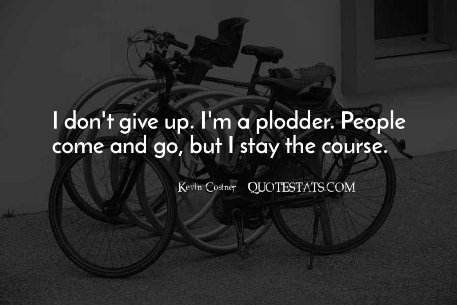 Quotes About Don't Give Up #21105