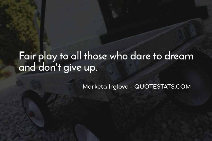 Quotes About Don't Give Up #38069
