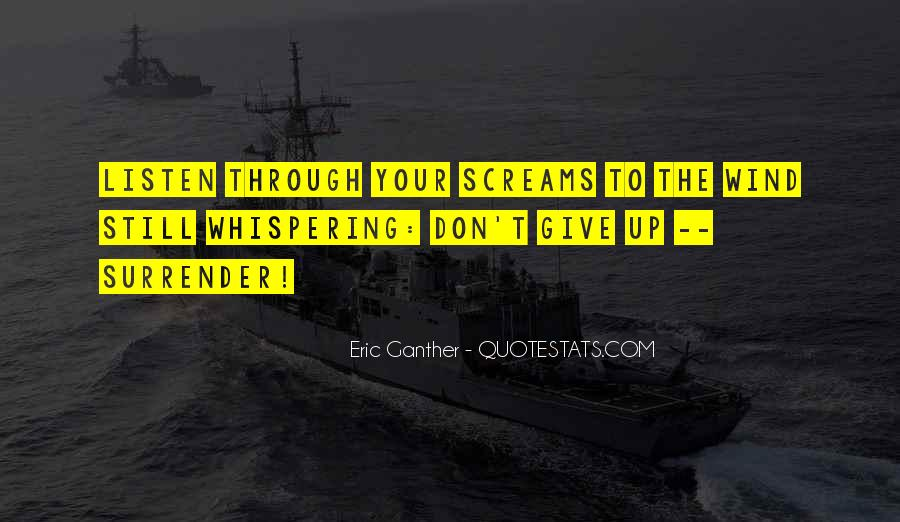 Quotes About Don't Give Up #84052