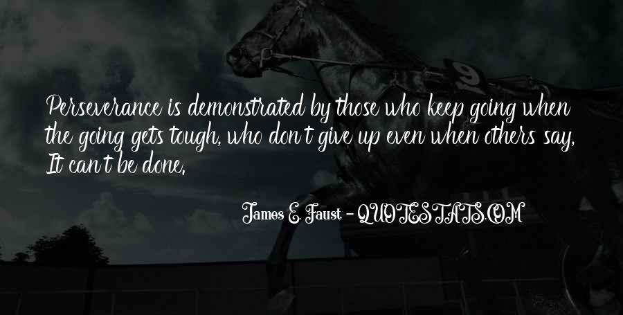 Quotes About Don't Give Up #88183