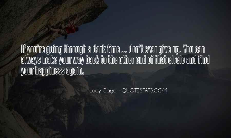 Quotes About Don't Give Up #94297