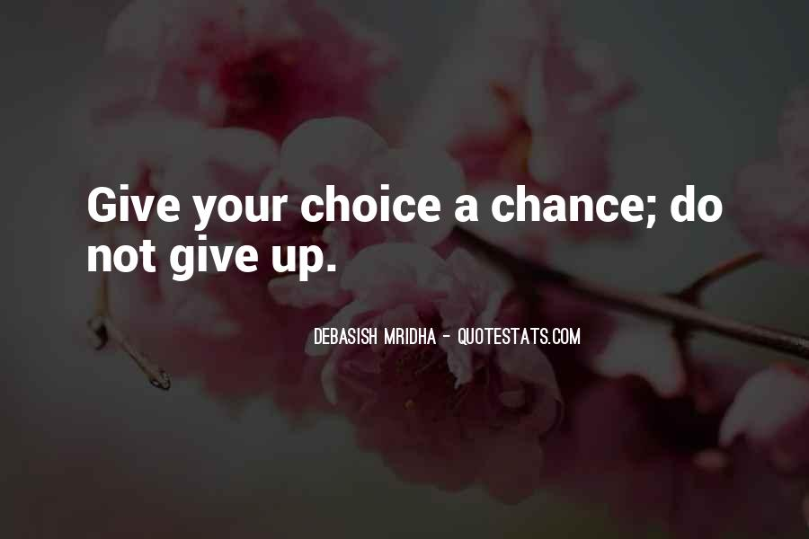 Quotes About Don't Give Up #94649