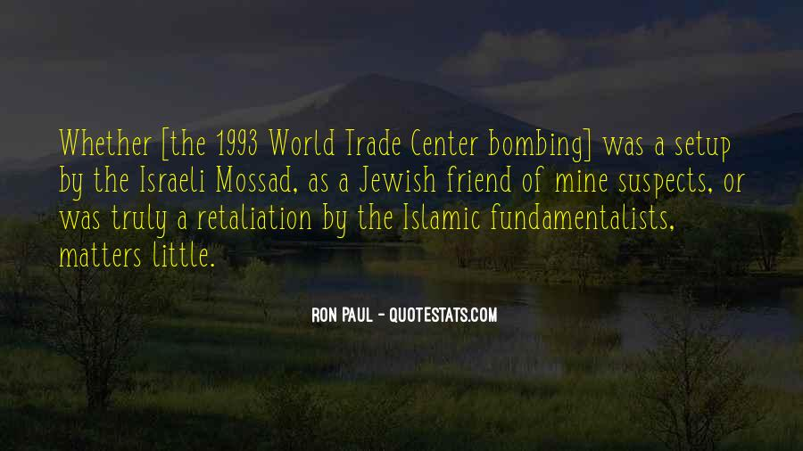 Quotes About Mossad #1245293