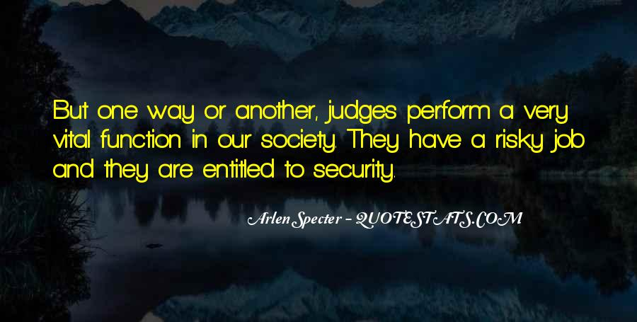 Quotes About Security Job #1087813
