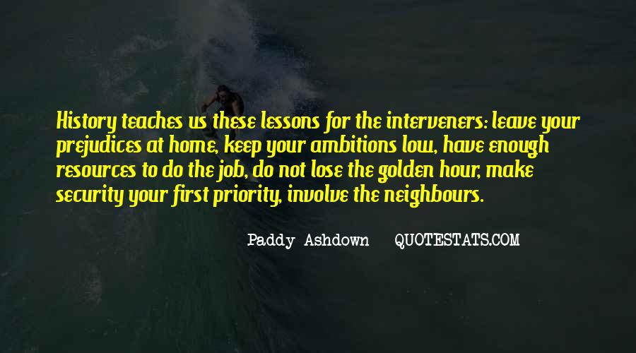 Quotes About Security Job #1194087