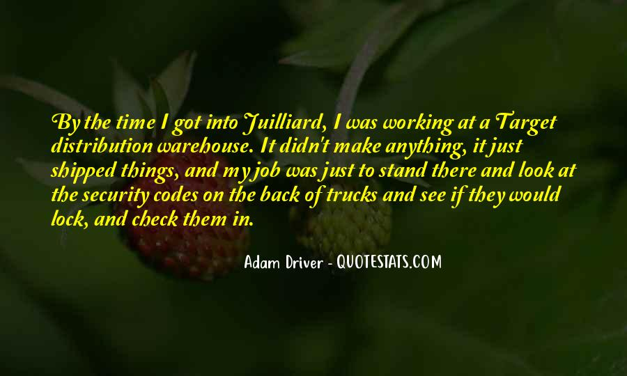 Quotes About Security Job #363243