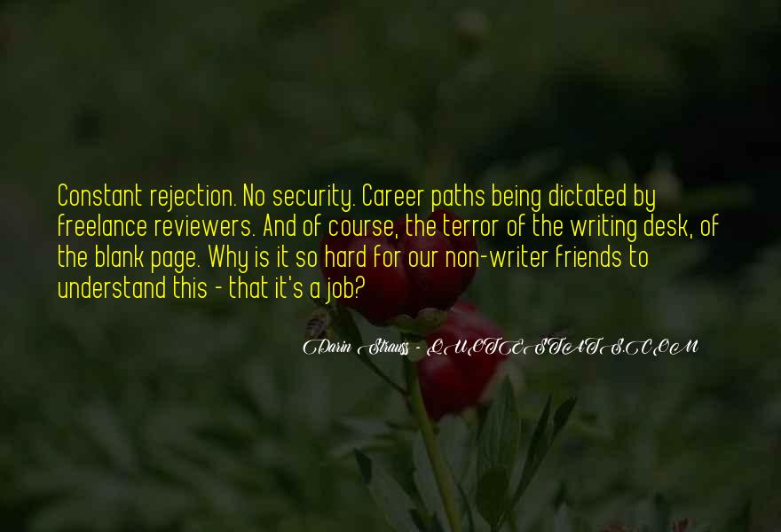 Quotes About Security Job #456659