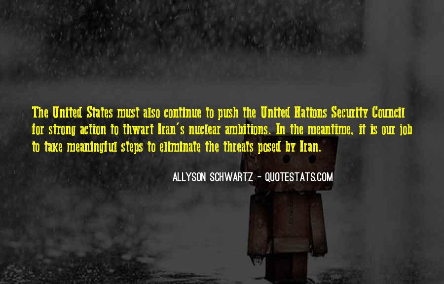 Quotes About Security Job #536489