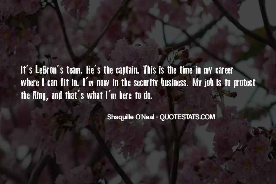 Quotes About Security Job #573112