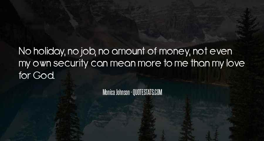 Quotes About Security Job #64360