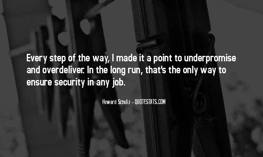 Quotes About Security Job #883938