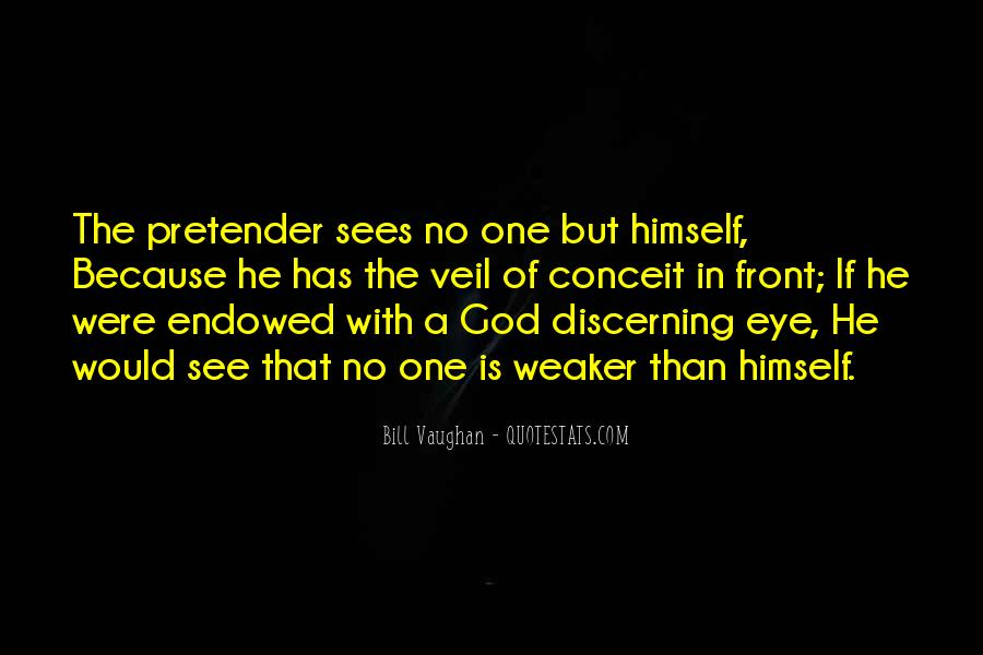 Quotes About Discerning God's Will #1558435