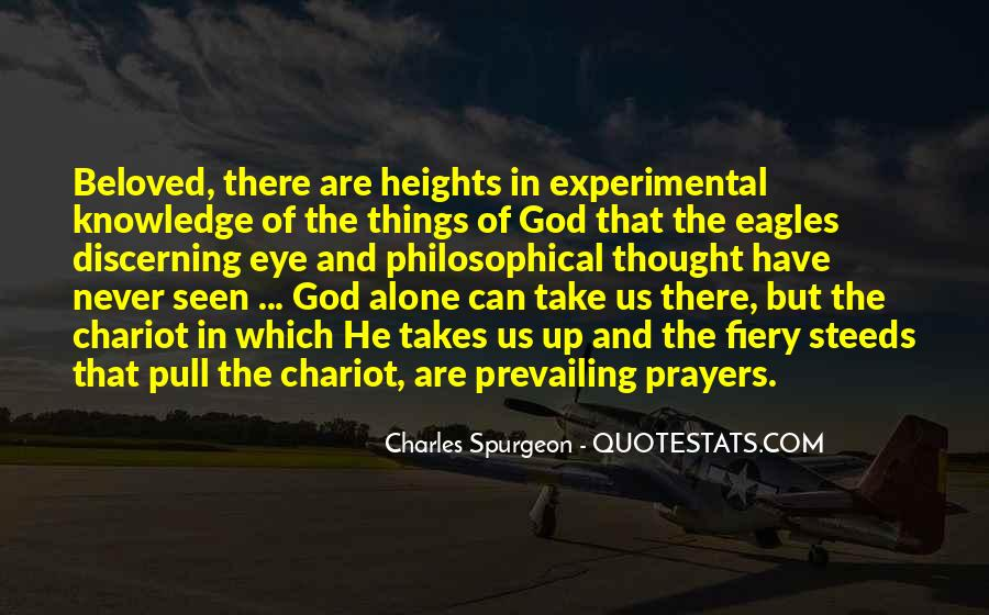Quotes About Discerning God's Will #524287