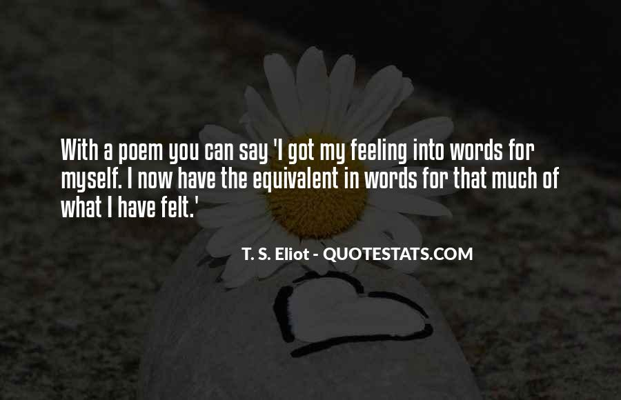 Quotes About Words You Can't Say #1443827