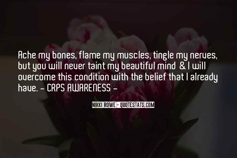 Quotes About Nerves Inspiring #1642619