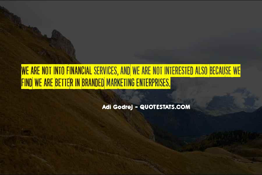 Quotes About Services Marketing #252719