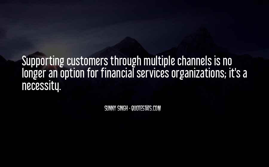 Quotes About Services Marketing #450796