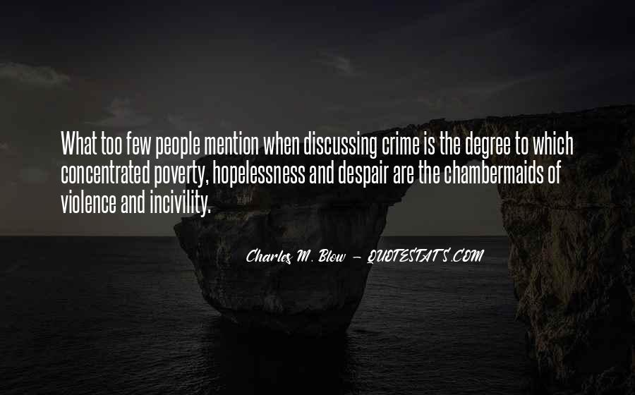 Quotes About Incivility #1510314