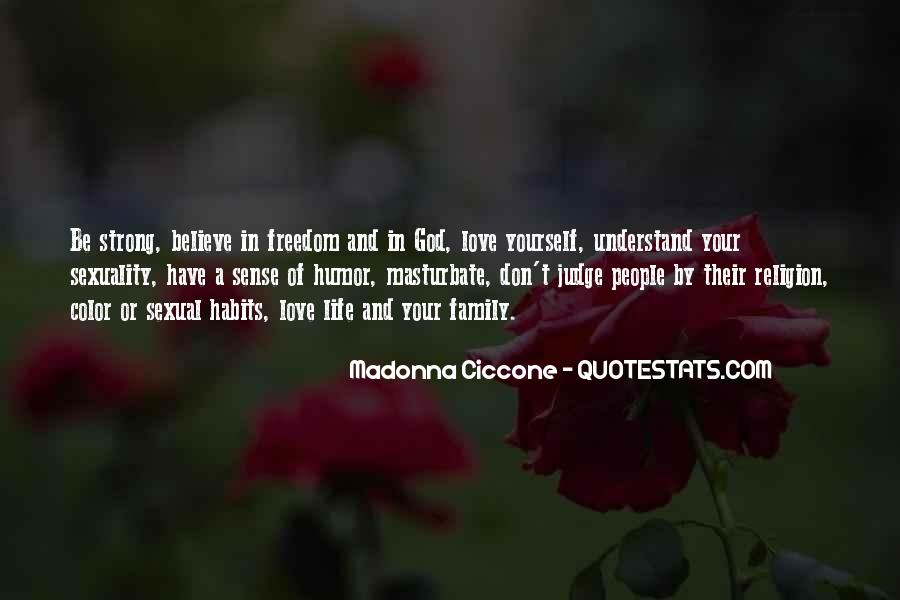 Quotes About God And Yourself #125200