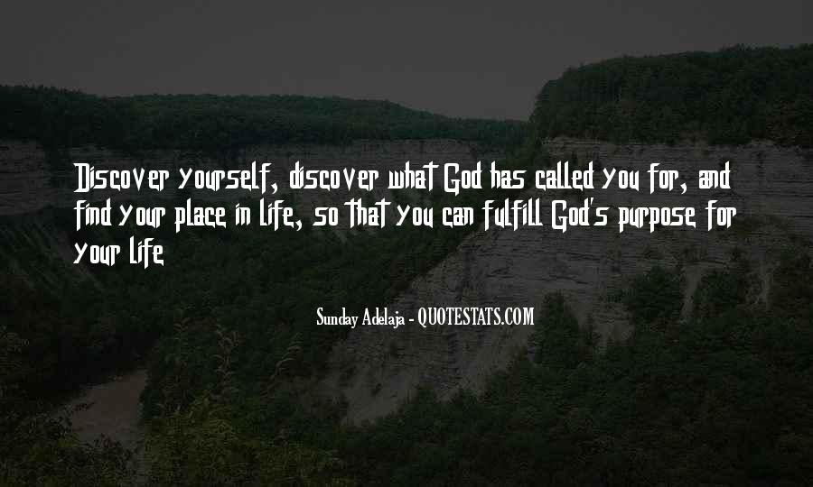 Quotes About God And Yourself #135292