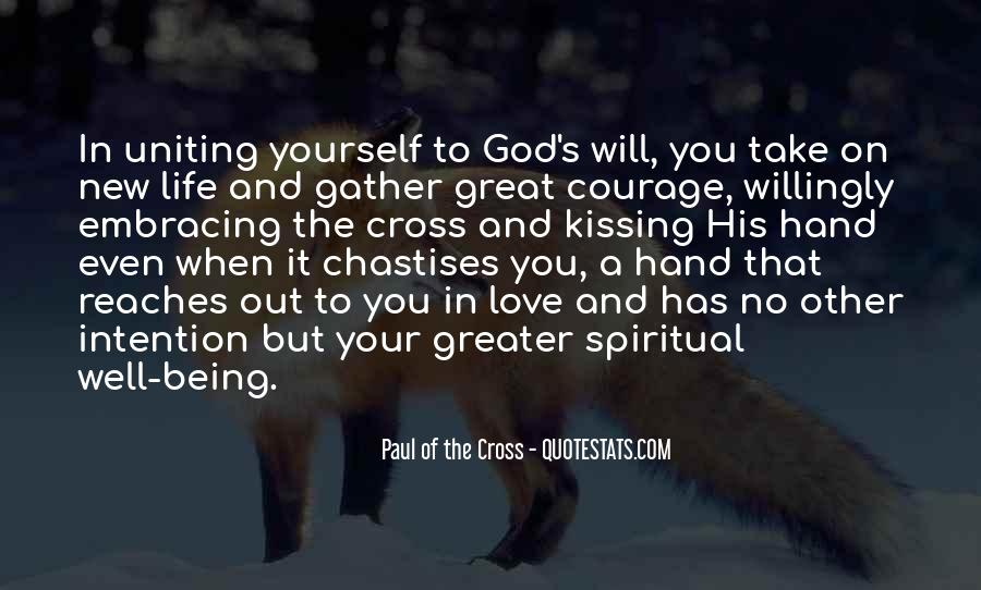 Quotes About God And Yourself #135468