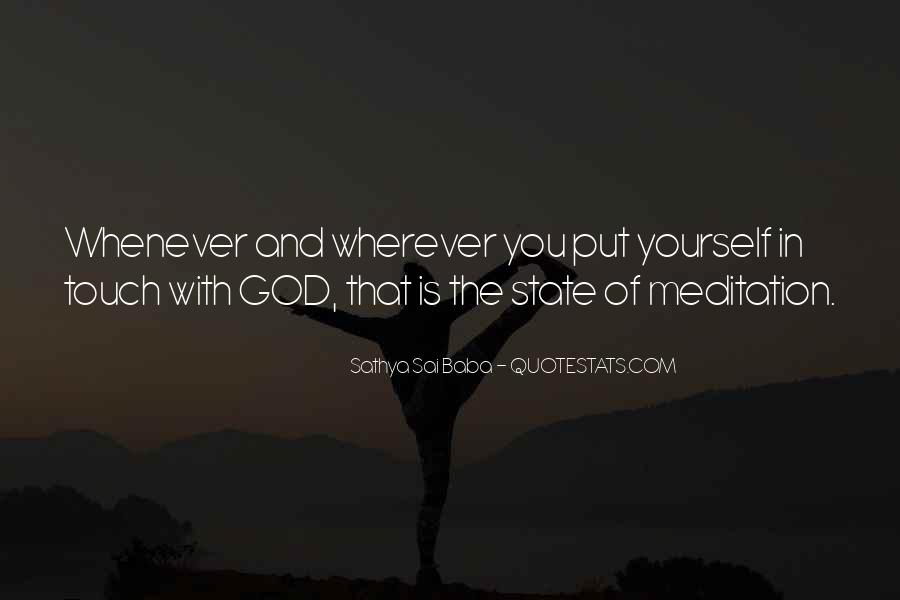 Quotes About God And Yourself #148574