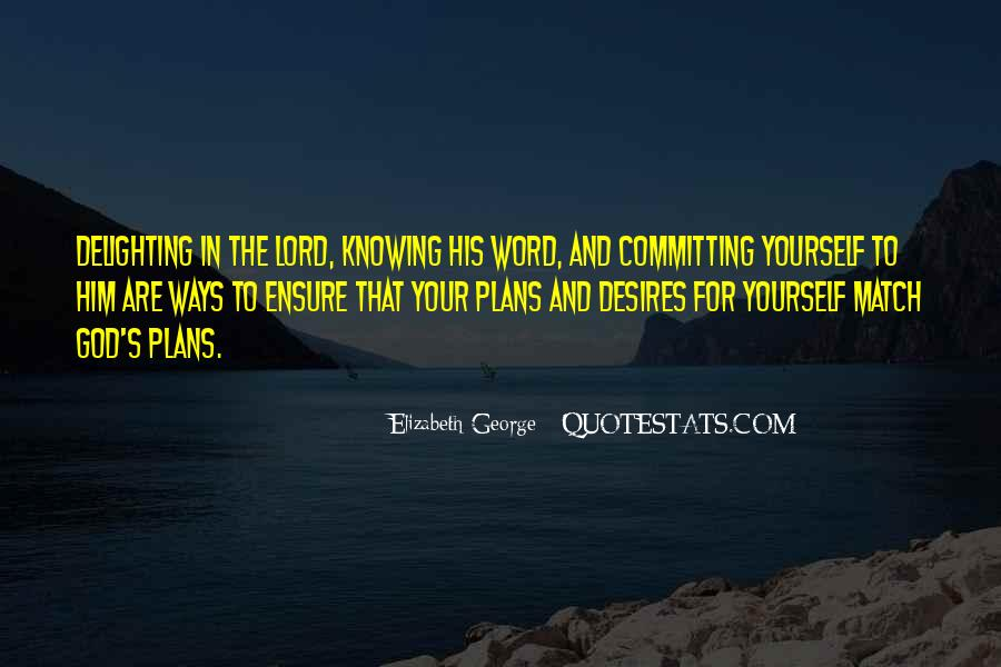 Quotes About God And Yourself #153333