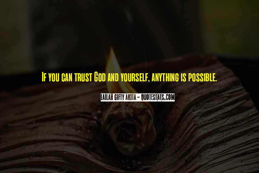 Quotes About God And Yourself #260437