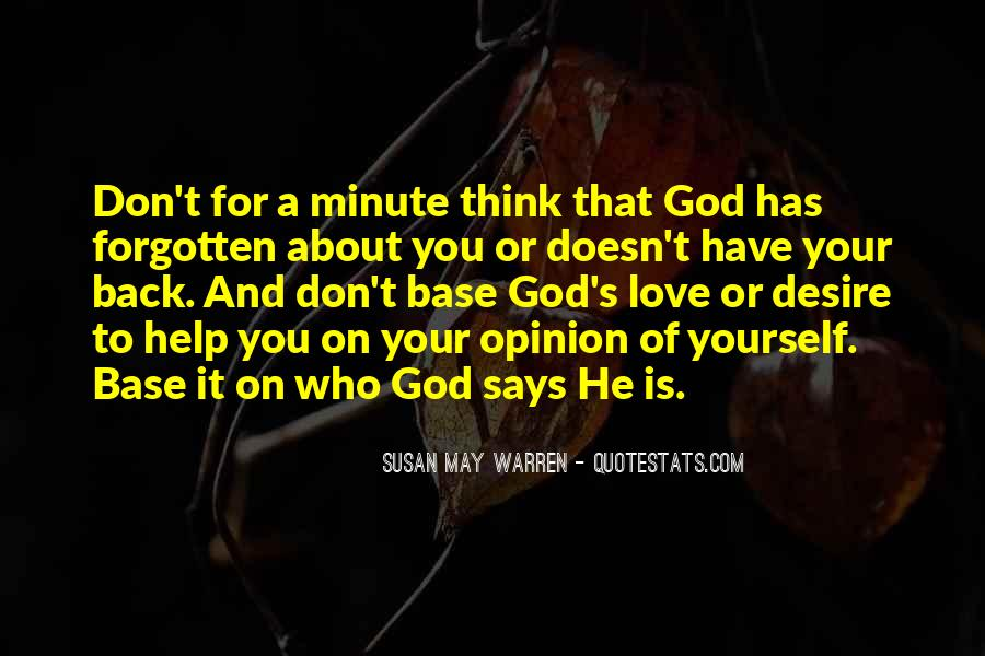 Quotes About God And Yourself #27941