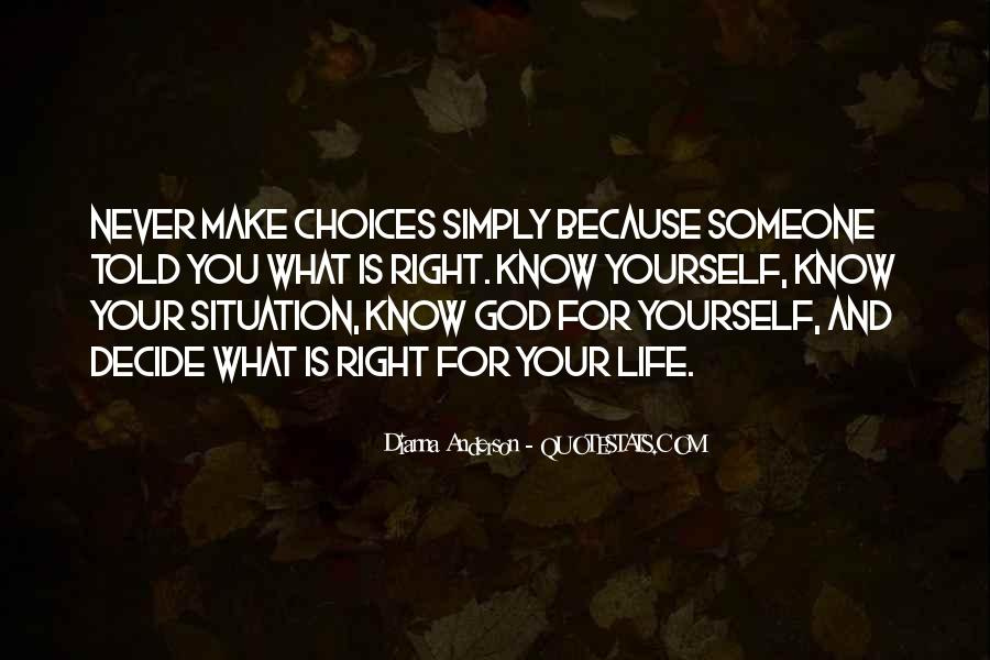 Quotes About God And Yourself #47122