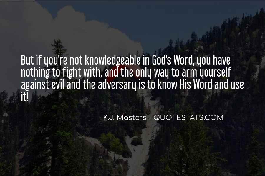 Quotes About God And Yourself #99838