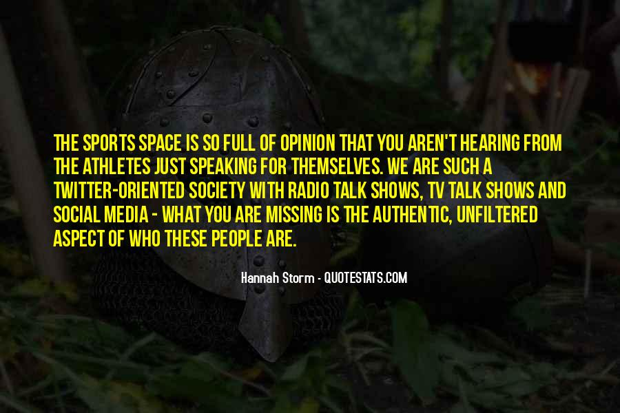 Quotes About Tv And Radio #1617217