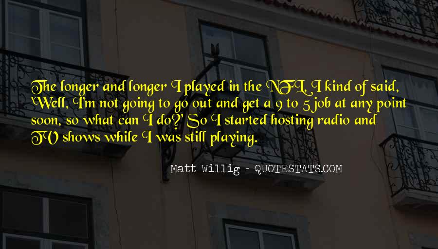 Quotes About Tv And Radio #1863025