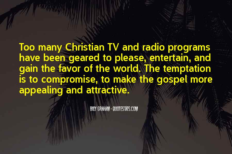 Quotes About Tv And Radio #784957