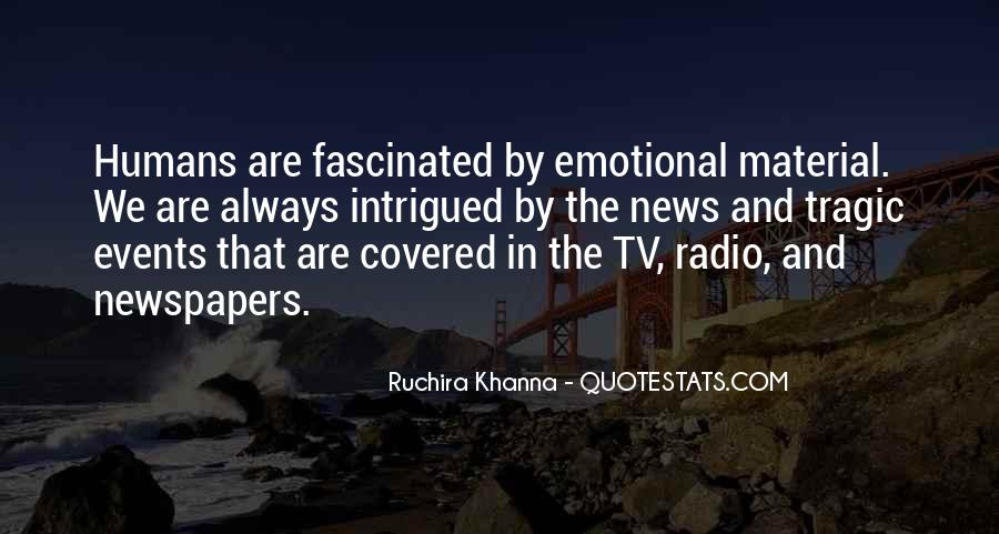 Quotes About Tv And Radio #900970